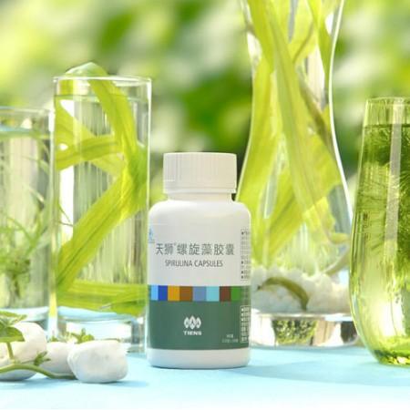 Spirulina - zelena alga zdravlja